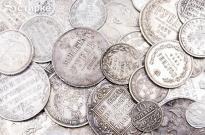 Учимся чистить монеты