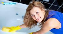 Ликвидируем засорение слива в ванной