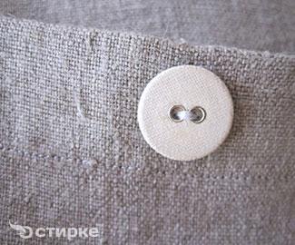 Все тонкости стирки вещей и одежды из натурального льна