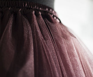 Как правильно накрахмалить пышную юбку или подъюбник