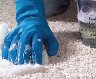 Грязный ковер: чистить дома или отвезти в химчистку?