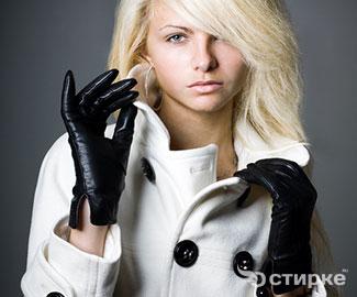 Как вернуть безупречный вид любимым кожаным перчаткам