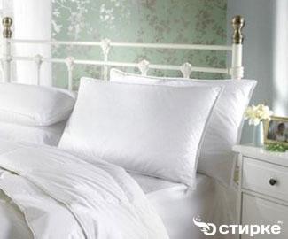 Как постирать и высушить перьевую подушку в домашних условиях