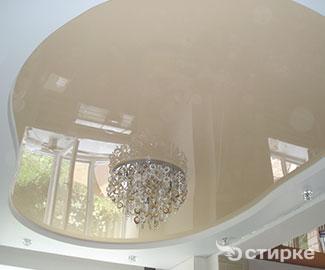 Как самостоятельно помыть натяжные потолки в квартире