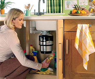 Как выбрать измельчитель пищевых отходов под раковину
