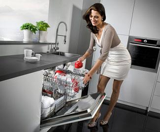 Осваиваем посудомоечную машину: первая загрузка