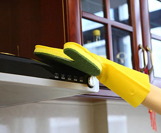 Лучшие способы очистить кухонную вытяжку от жира