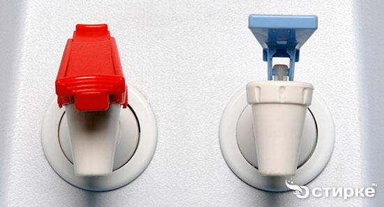 Кулер для воды: чистим сами снаружи и внутри