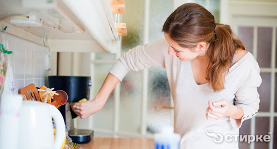 Как почистить кофемашину от накипи в домашних условиях