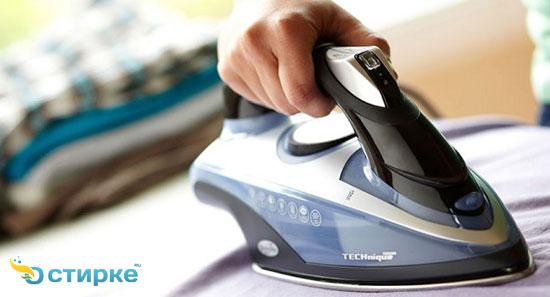 Чем очистить подошву утюга от нагара в домашних условиях