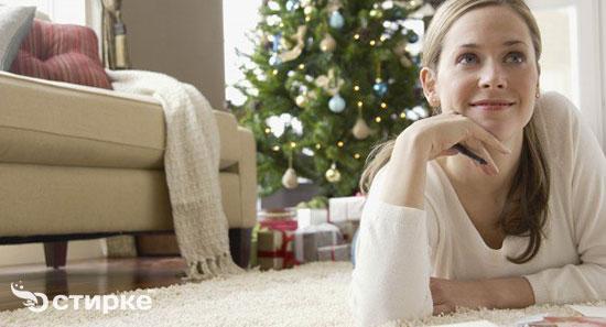 Уборка к Новому году: как сохранить праздничное настроение